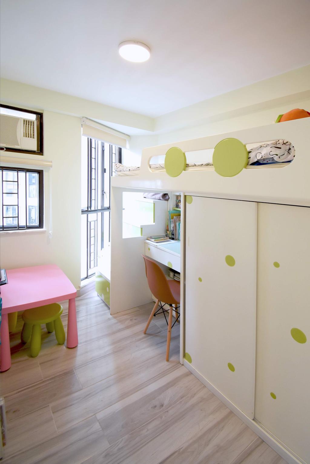 簡約, 私家樓, 睡房, 筲箕灣, 室內設計師, X Ka Design