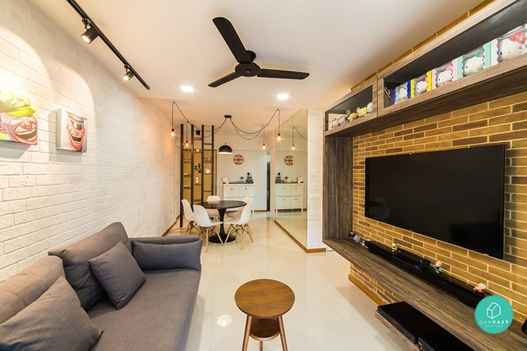These Stunning Homes Cost Less Than $50,000 To Renovate!