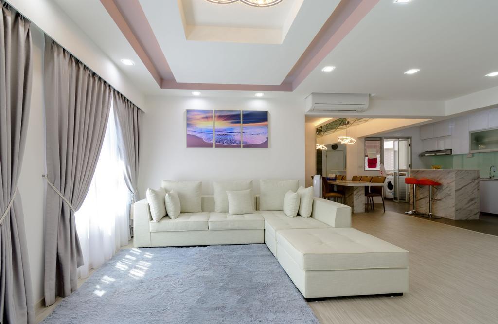 Modern, HDB, Living Room, Boon Lay Avenue, Interior Designer, Yang's Inspiration Design