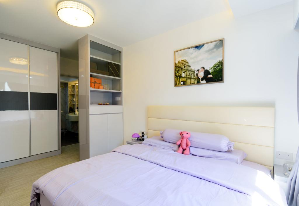 Modern, HDB, Bedroom, Boon Lay Avenue, Interior Designer, Yang's Inspiration Design