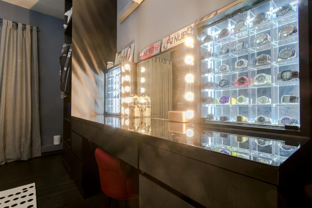 HDB, Compassvale Crescent, Interior Designer, Yang's Inspiration Design