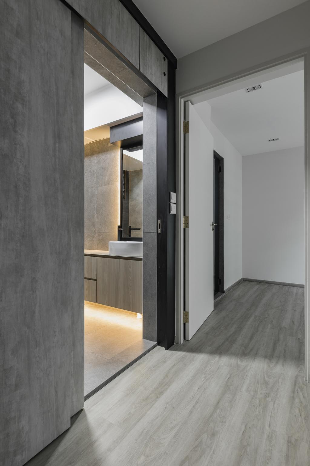 Contemporary, HDB, Choa Chu Kang Avenue 1, Interior Designer, The Concept