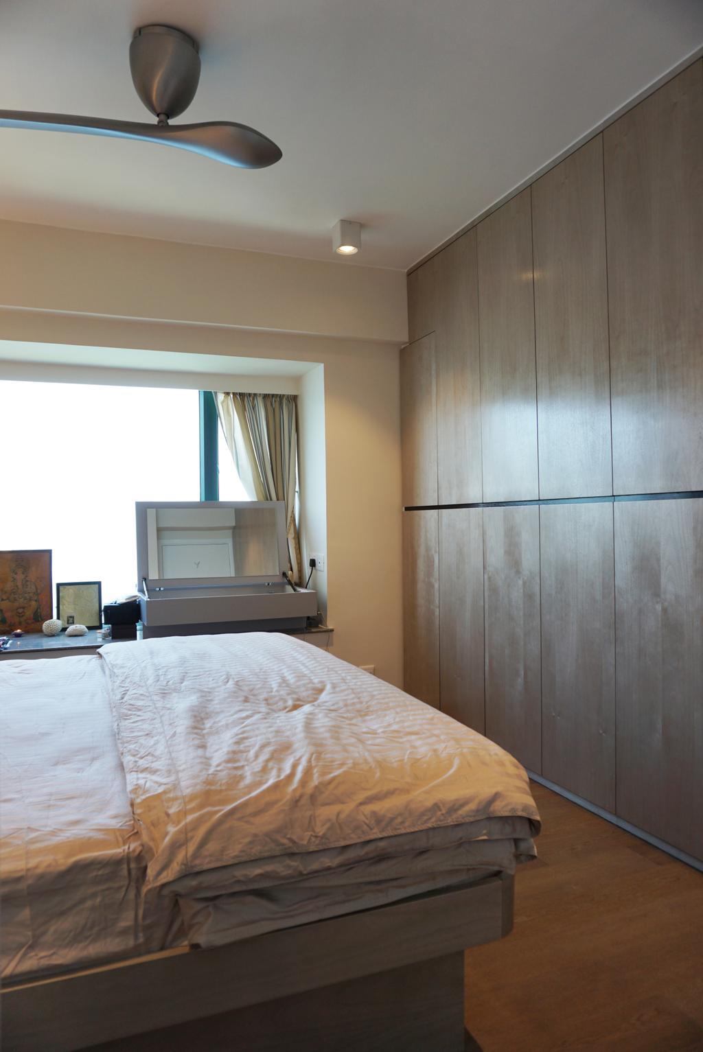 私家樓, 睡房, 觀瀾雅軒, 室內設計師, AQUA Projects
