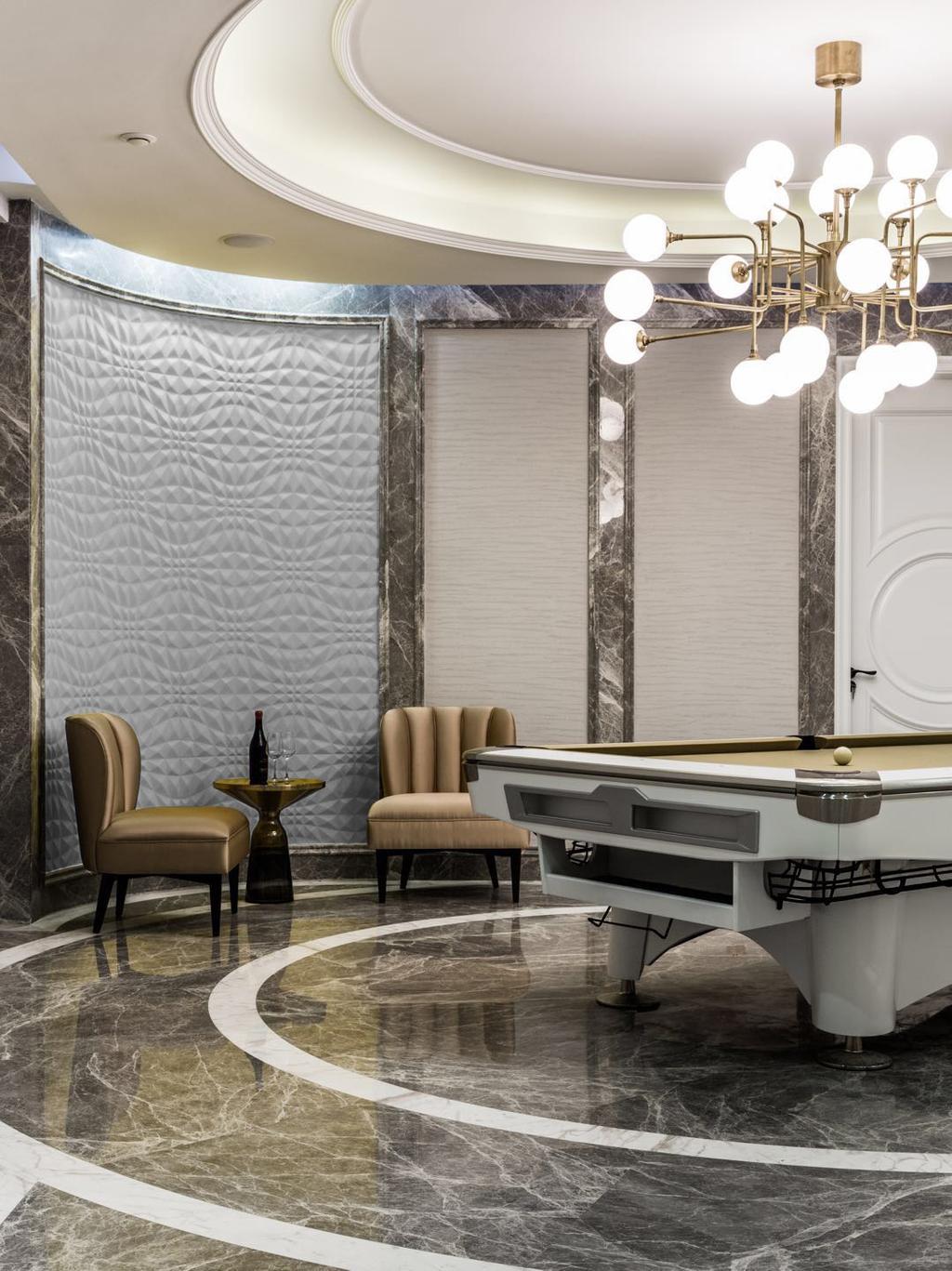 摩登, 獨立屋, 溪上玫瑰園(杭州), 室內設計師, AQUA Projects
