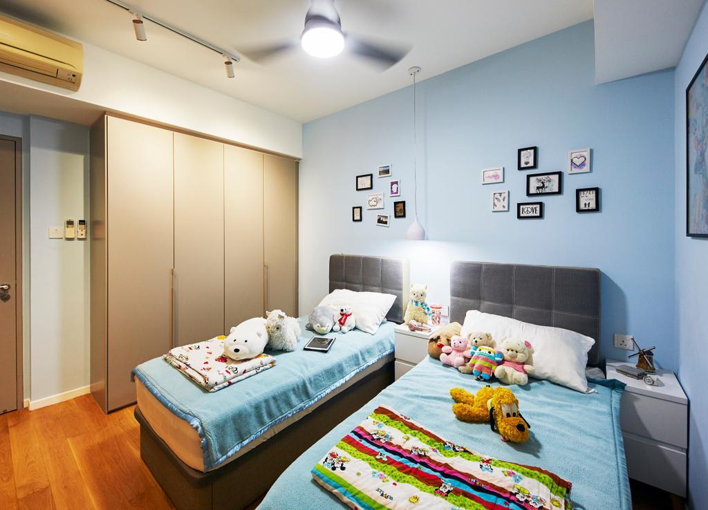 Contemporary, Landed, Bedroom, Pavilion Circle, Interior Designer, i-Chapter