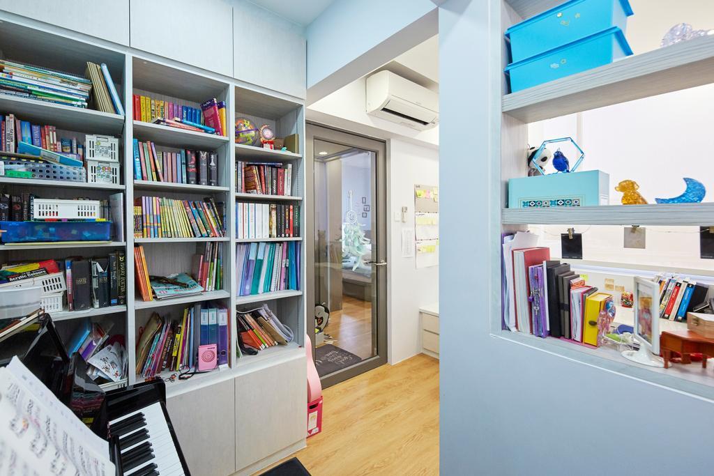Contemporary, Landed, Pavilion Circle, Interior Designer, i-Chapter