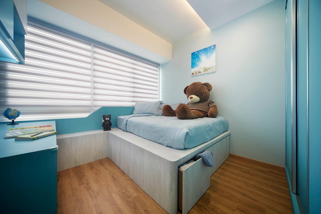 Contemporary, Condo, Bedroom, The Stellar, Interior Designer, D5 Studio Image
