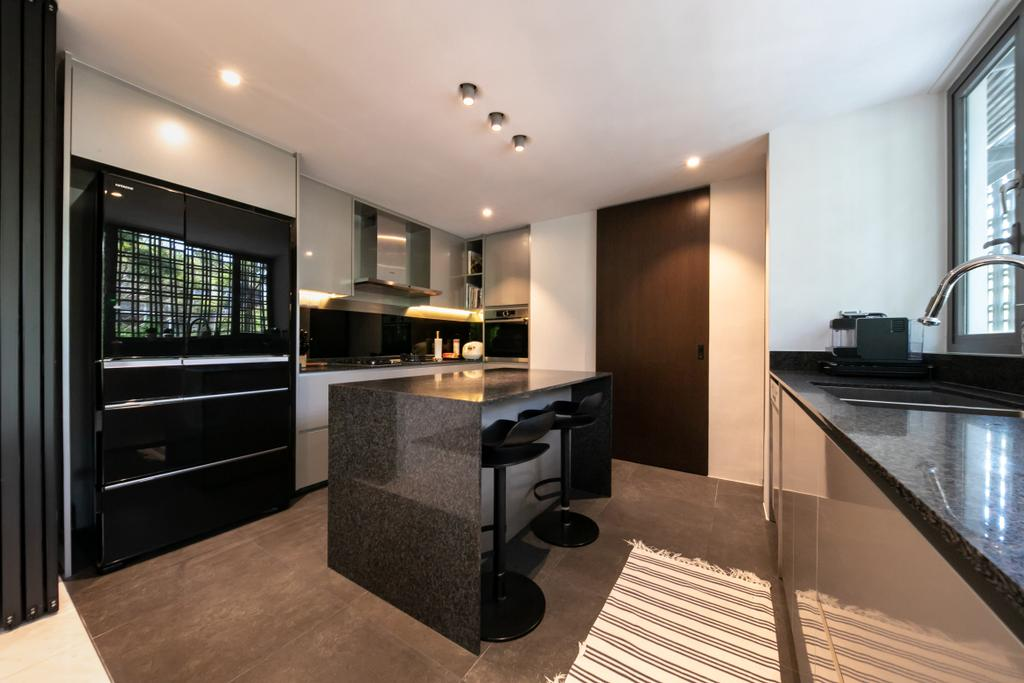 Contemporary, Condo, Kitchen, The Belmont, Interior Designer, Space Atelier