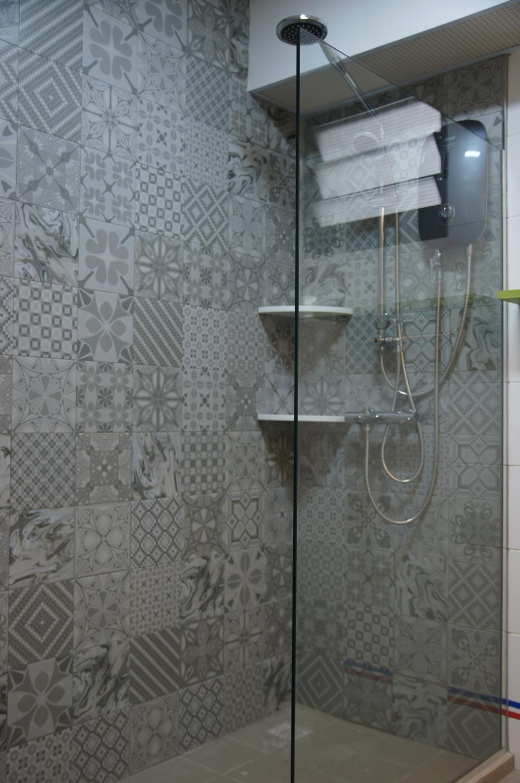 Contemporary, HDB, Bathroom, Segar Road, Interior Designer, Domeco Interior