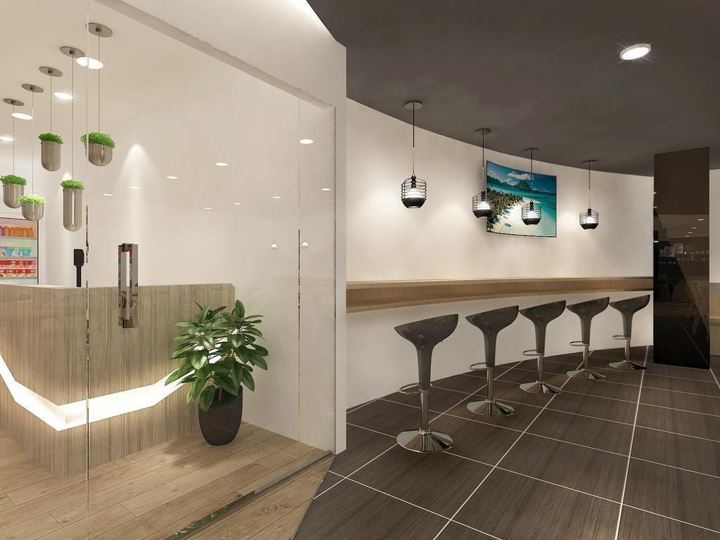 Changi Cargo Lounge, Commercial, Interior Designer, Bob's Construction & Engineering, Modern