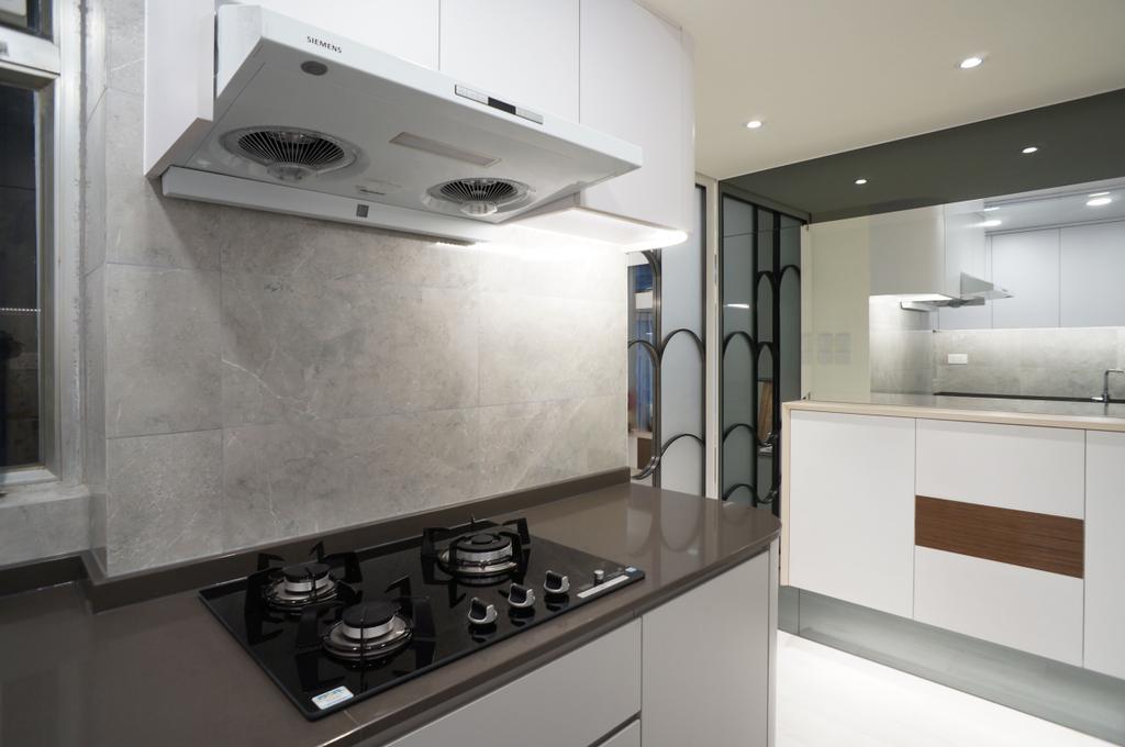 私家樓, 廚房, 海濱花園, 室內設計師, 和生設計