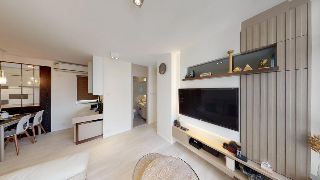 私家樓, 客廳, 學士臺, 室內設計師, 和生設計