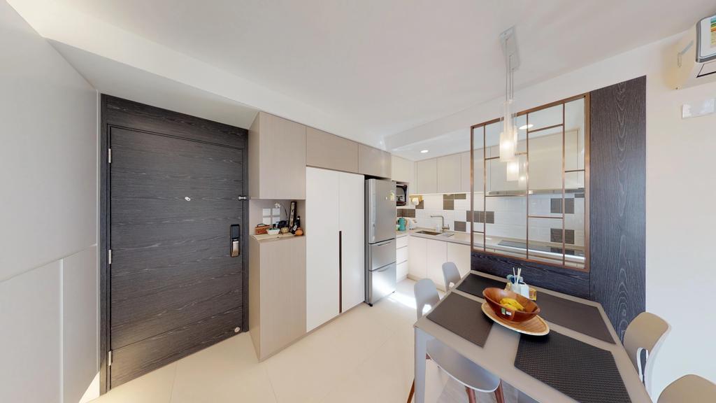 私家樓, 飯廳, 學士臺, 室內設計師, 和生設計