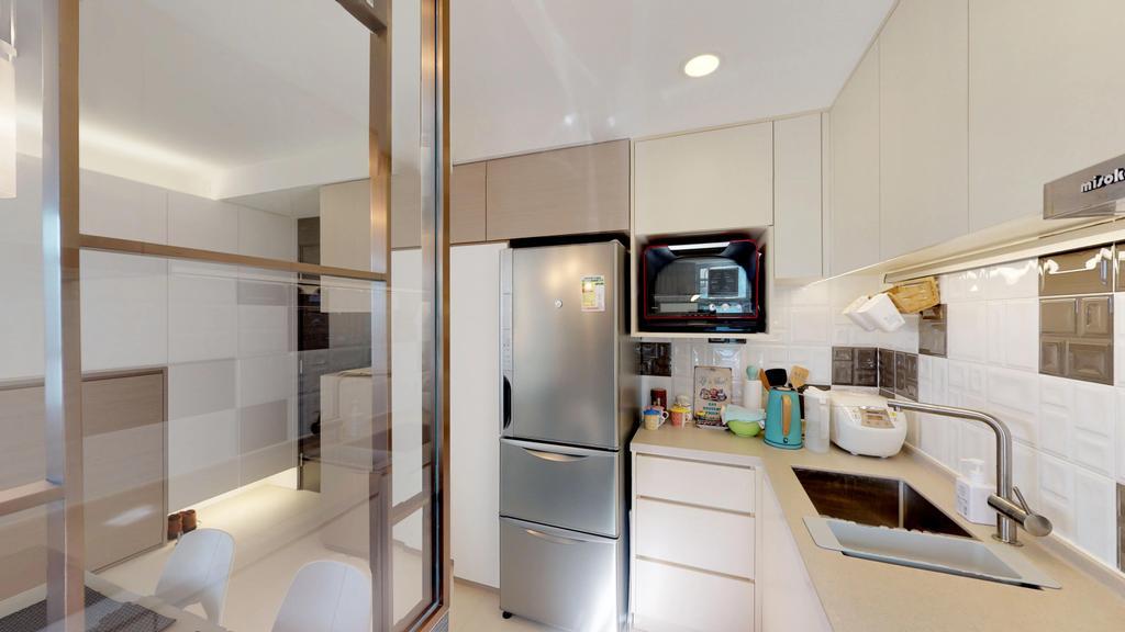 私家樓, 廚房, 學士臺, 室內設計師, 和生設計