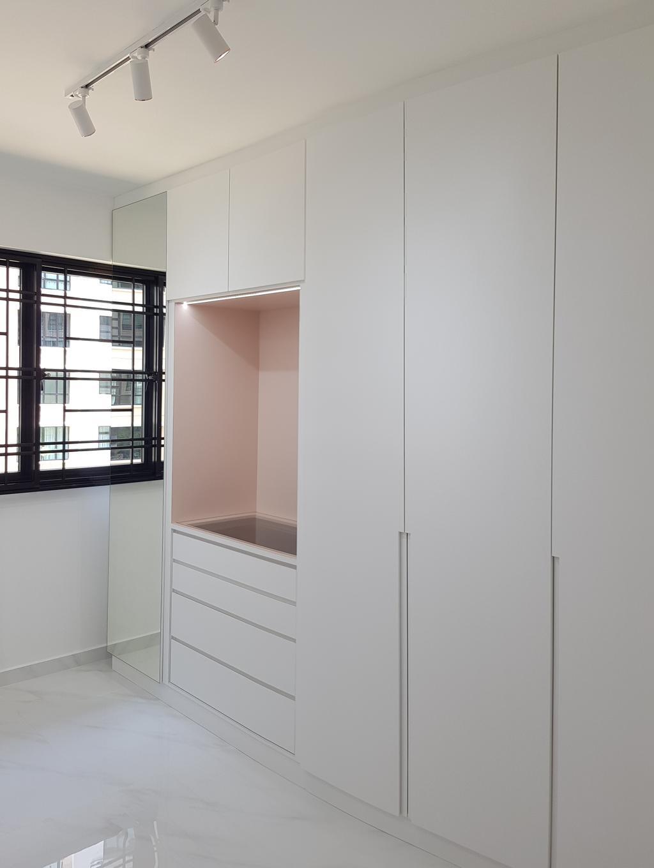 Contemporary, HDB, Blossom Spring @ Yishun, Interior Designer, APH Projects