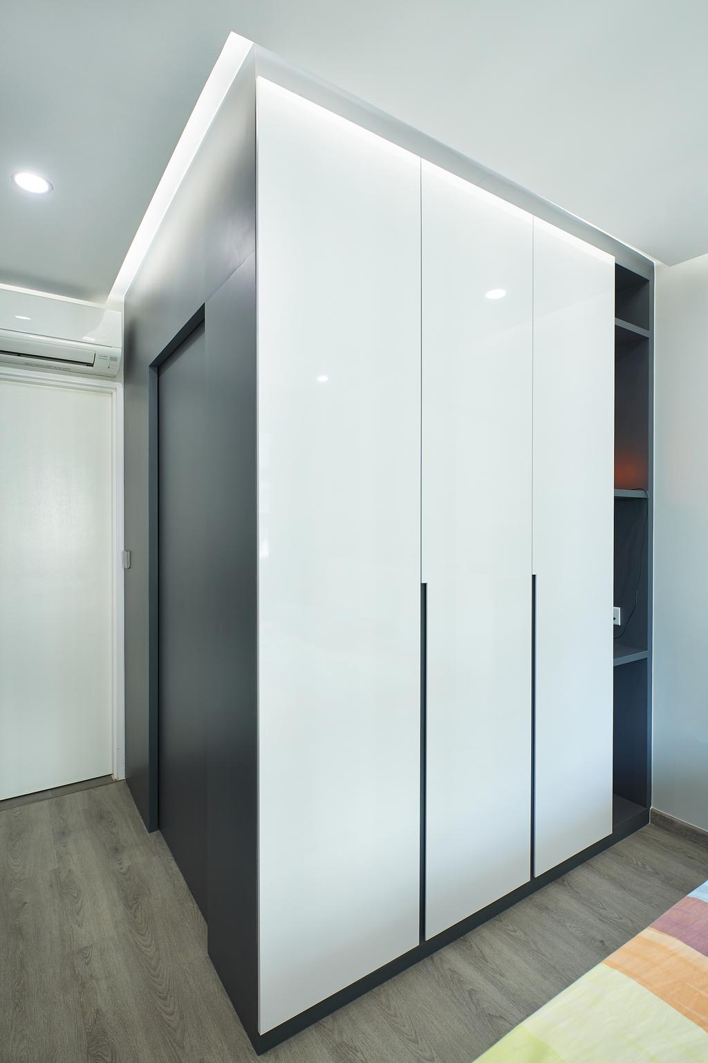 Contemporary, HDB, Woodlands Street 13, Interior Designer, APH Projects