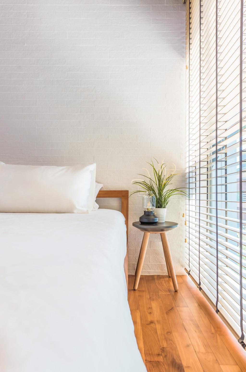 Eclectic, Condo, Bedroom, Sophia Hills, Interior Designer, Fuse Concept, Contemporary