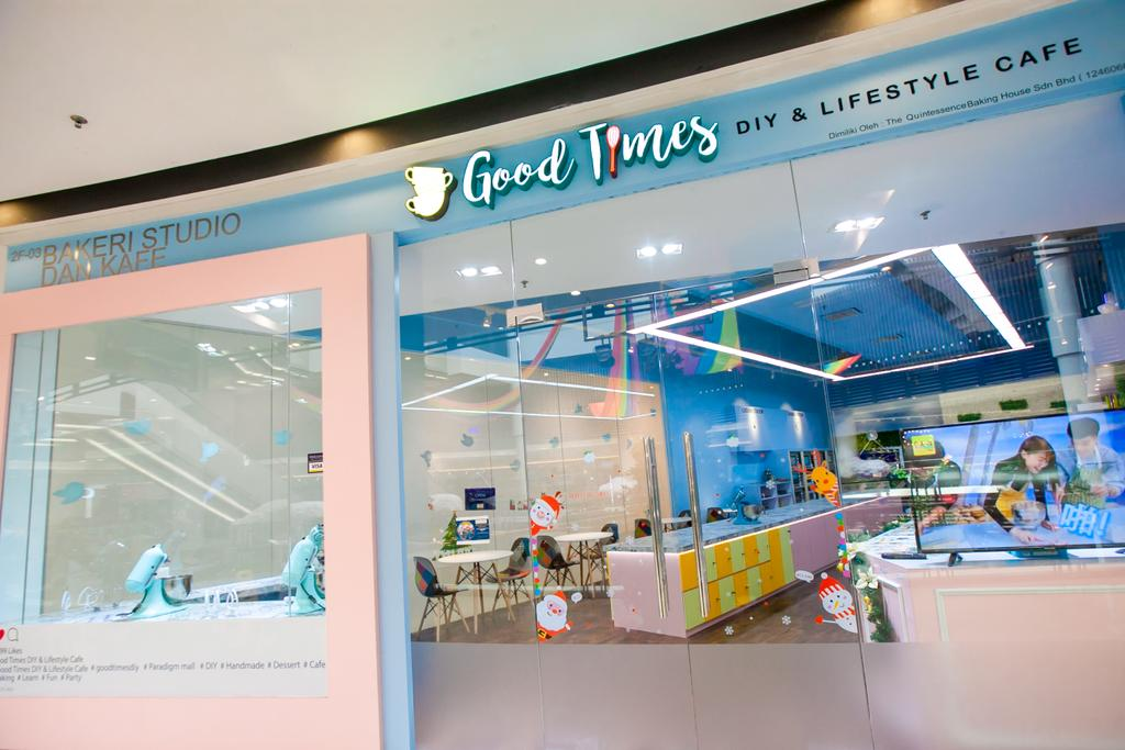 Good Times, Paradigm Mall, Commercial, Interior Designer, Customind Lab Sdn. Bhd., Retro, Contemporary