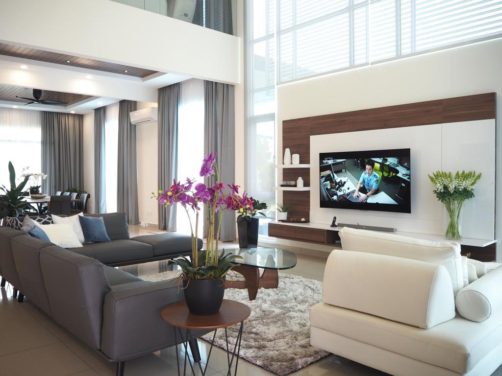 Denai Alam, Shah Alam by Meridian Interior Design