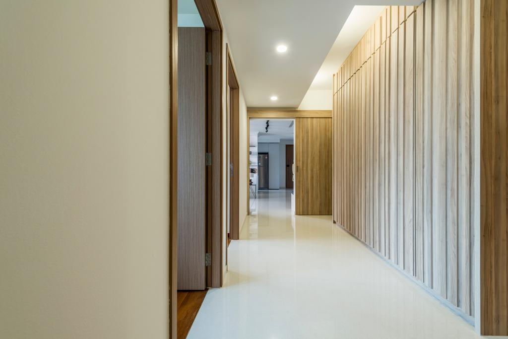 Contemporary, Condo, Q Bay Residences, Interior Designer, Earth Interior Design Pte Ltd