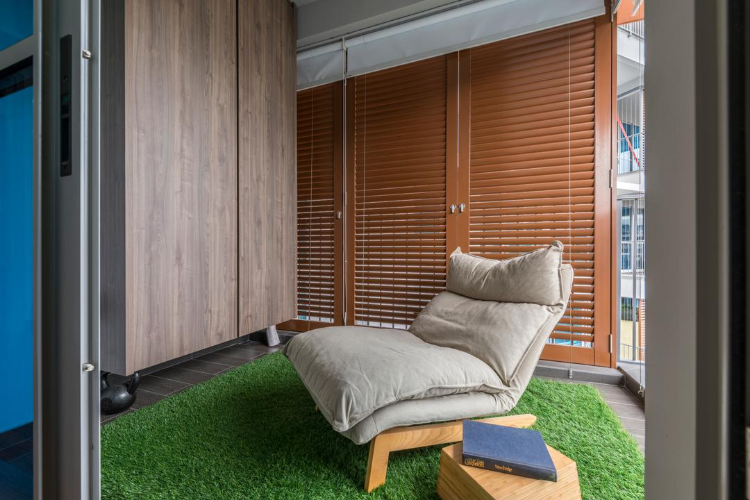 Q Bay Residences by Earth Interior Design Pte Ltd