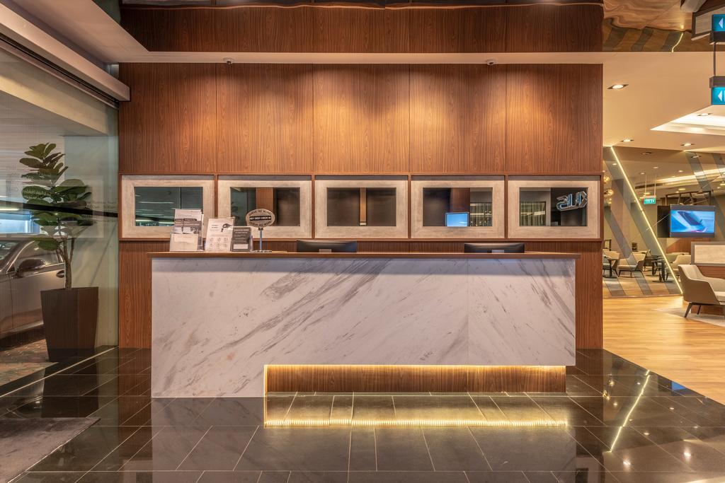 Lexus Showroom, Commercial, Interior Designer, Earth Interior Design Pte Ltd, Modern