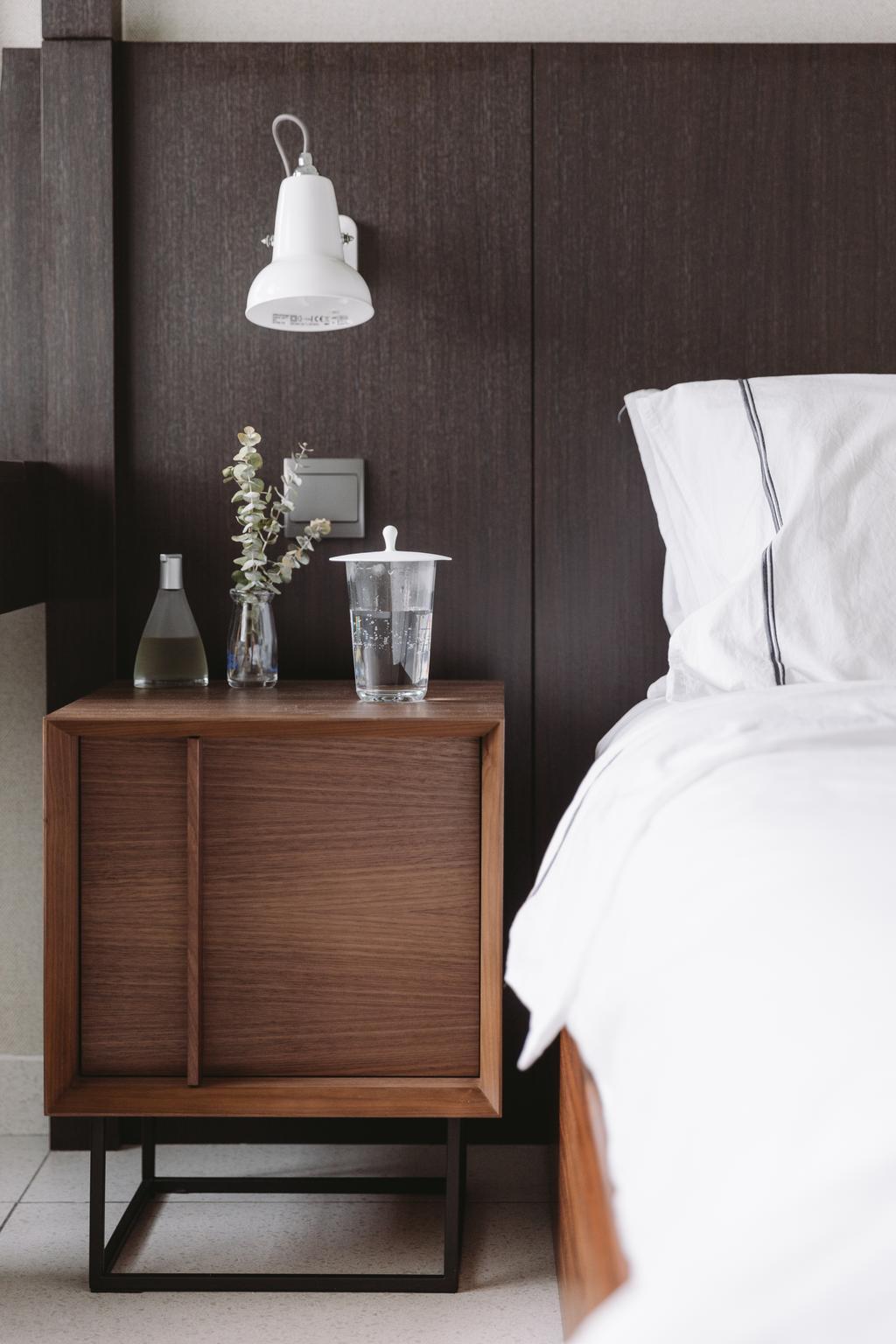 Contemporary, HDB, Bedroom, Seng Poh Road, Interior Designer, Habit, Vintage