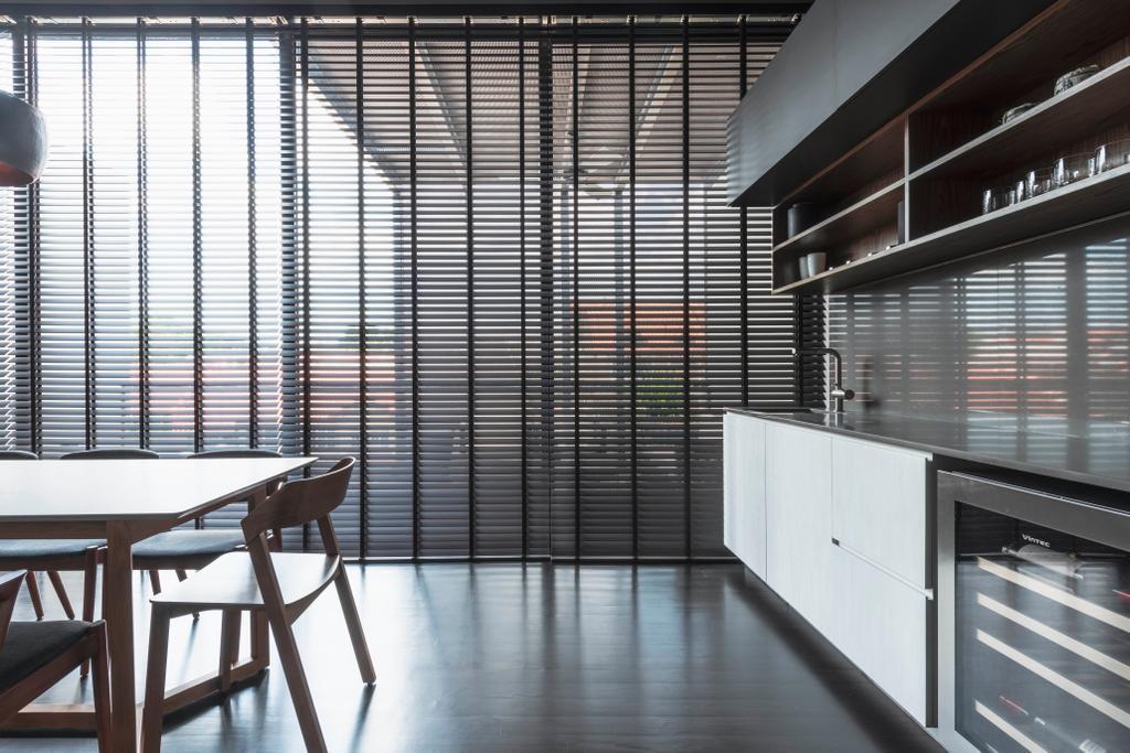 Contemporary, Landed, Kitchen, Joo Chiat, Interior Designer, Dyel Design
