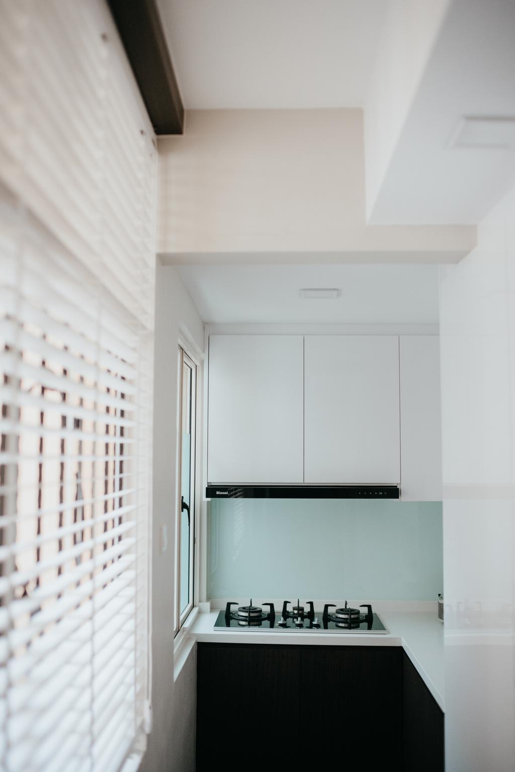 Contemporary, Condo, Seletar Springs, Interior Designer, SHE Interior, Eclectic