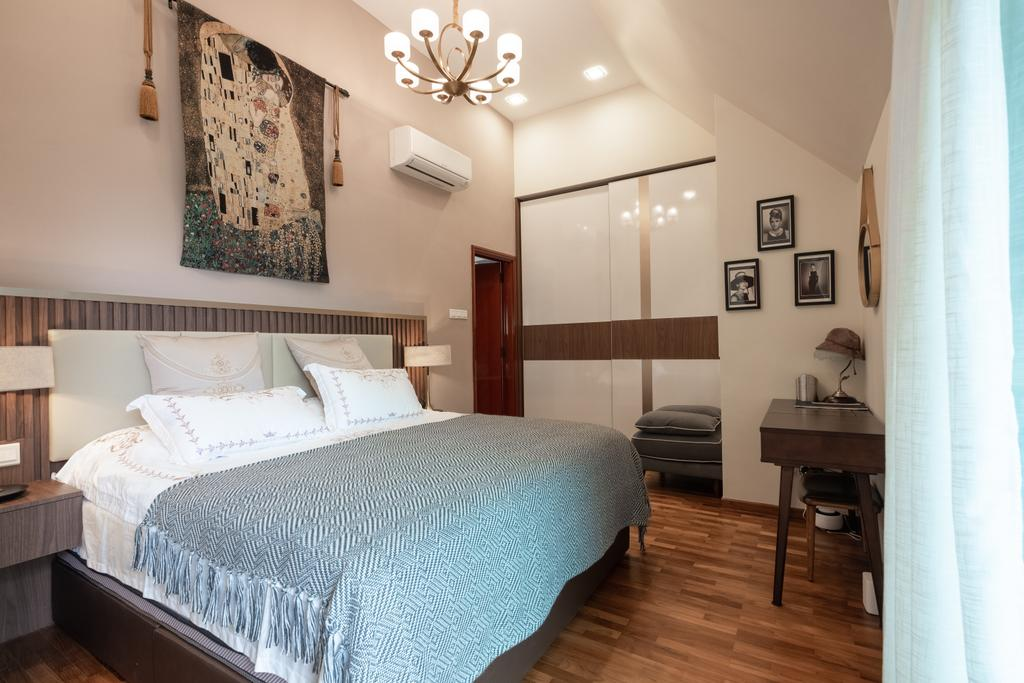 Contemporary, Condo, Bedroom, Seletar Springs, Interior Designer, SHE Interior, Eclectic