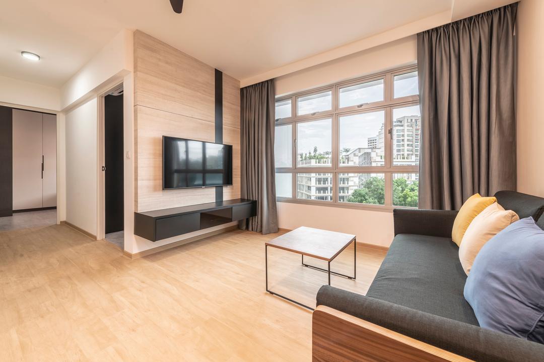 Bukit Batok Street 21 Living Room Interior Design 4