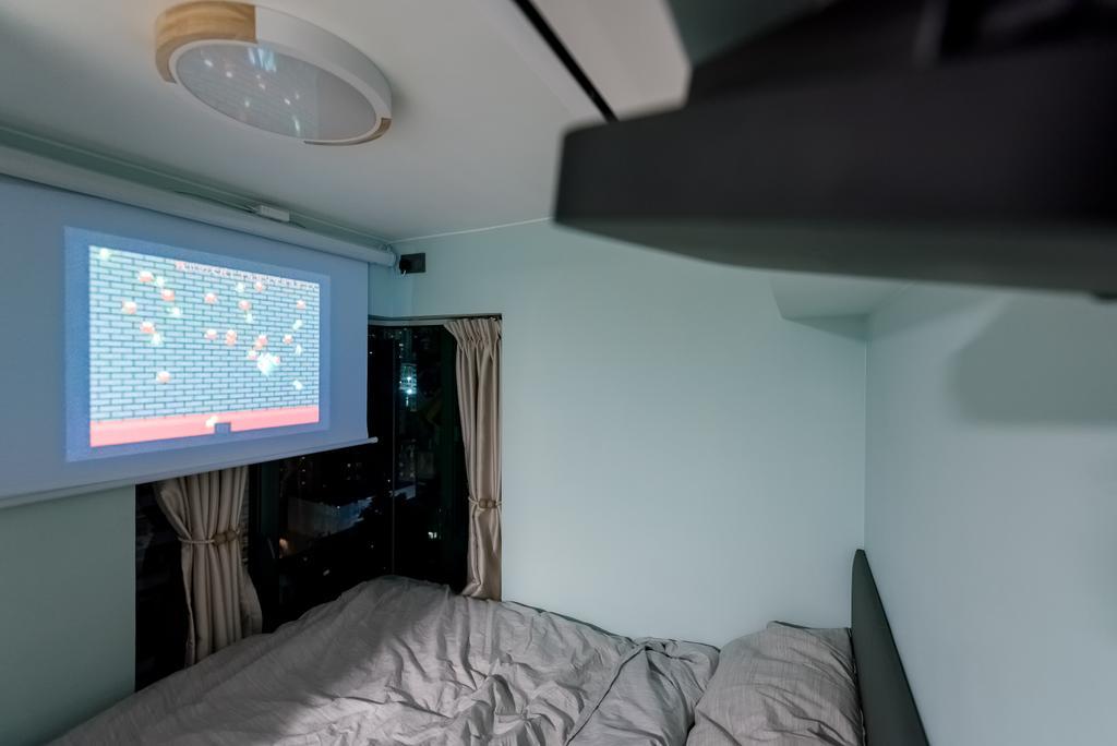 私家樓, 睡房, 美意居, 室內設計師, Deco Farmer Studio