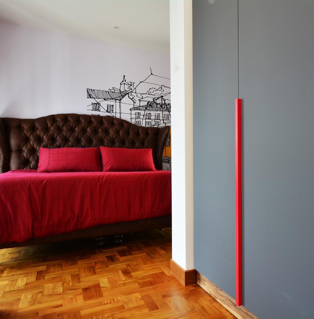 Contemporary, Condo, Bedroom, La Casa, Interior Designer, Diva's Interior Design