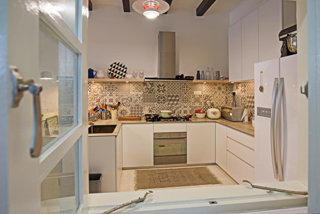 Scandinavian, Condo, Kitchen, Sunset Way, Interior Designer, Diva's Interior Design
