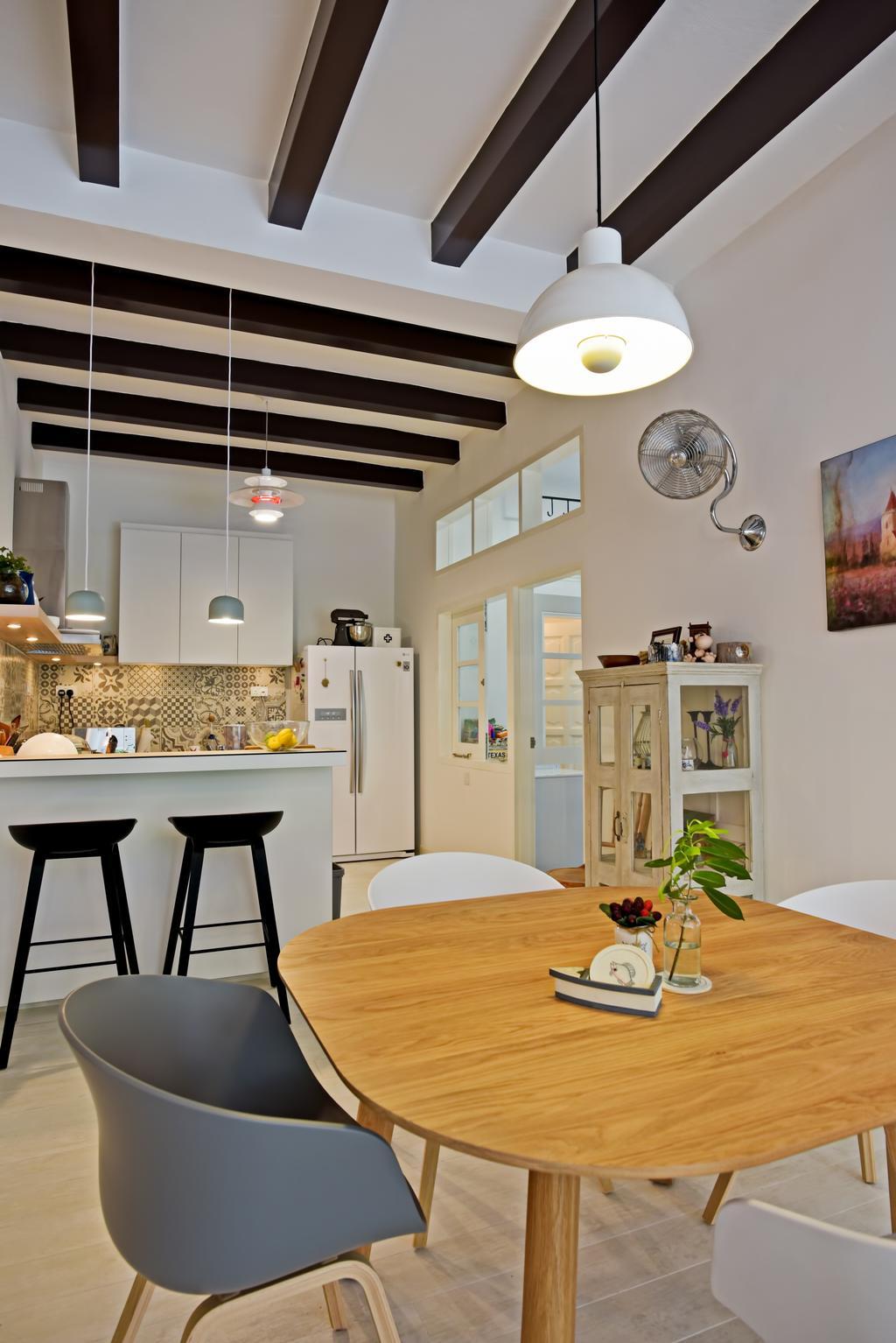 Scandinavian, Condo, Dining Room, Sunset Way, Interior Designer, Diva's Interior Design