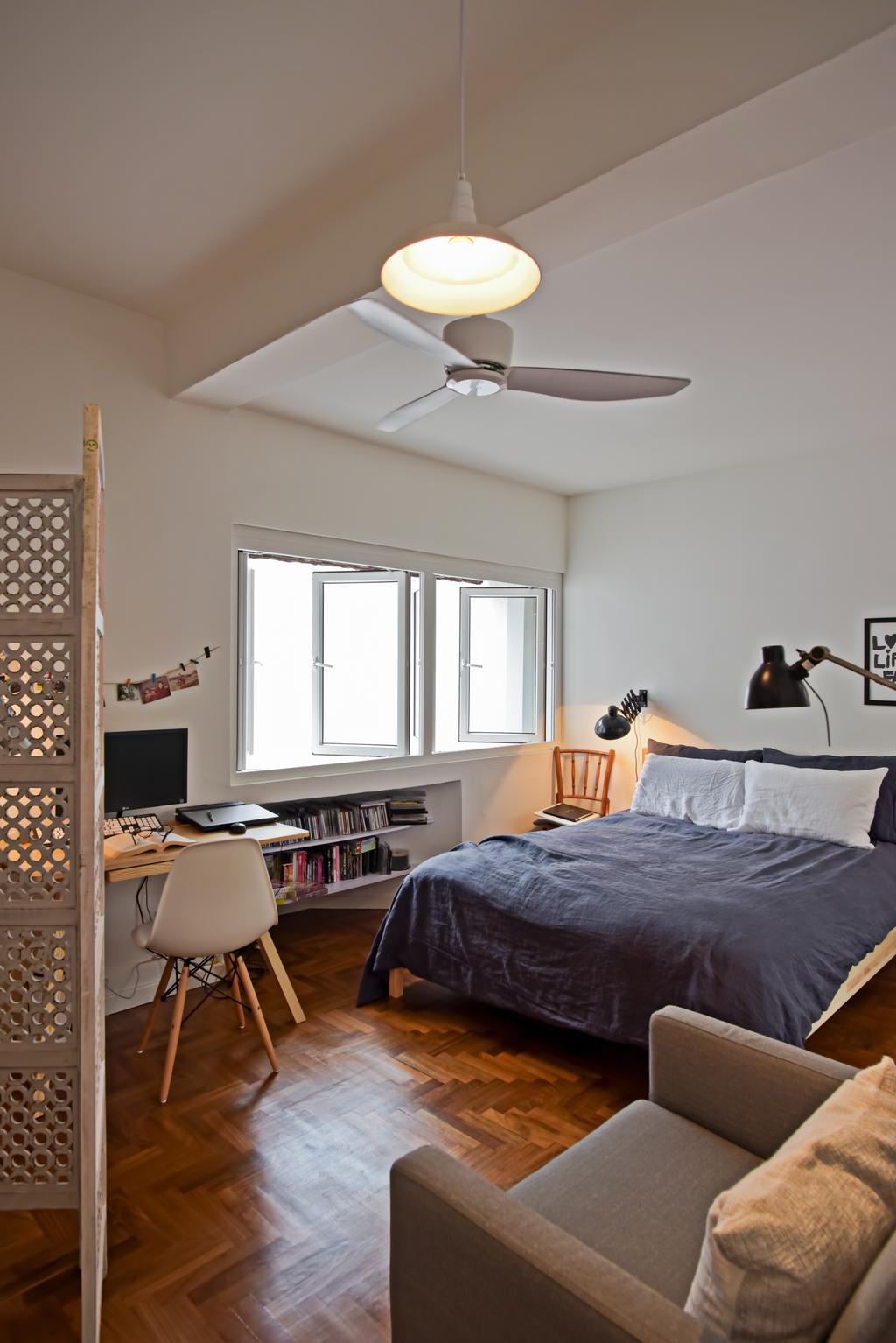 Scandinavian, Condo, Bedroom, Sunset Way, Interior Designer, Diva's Interior Design