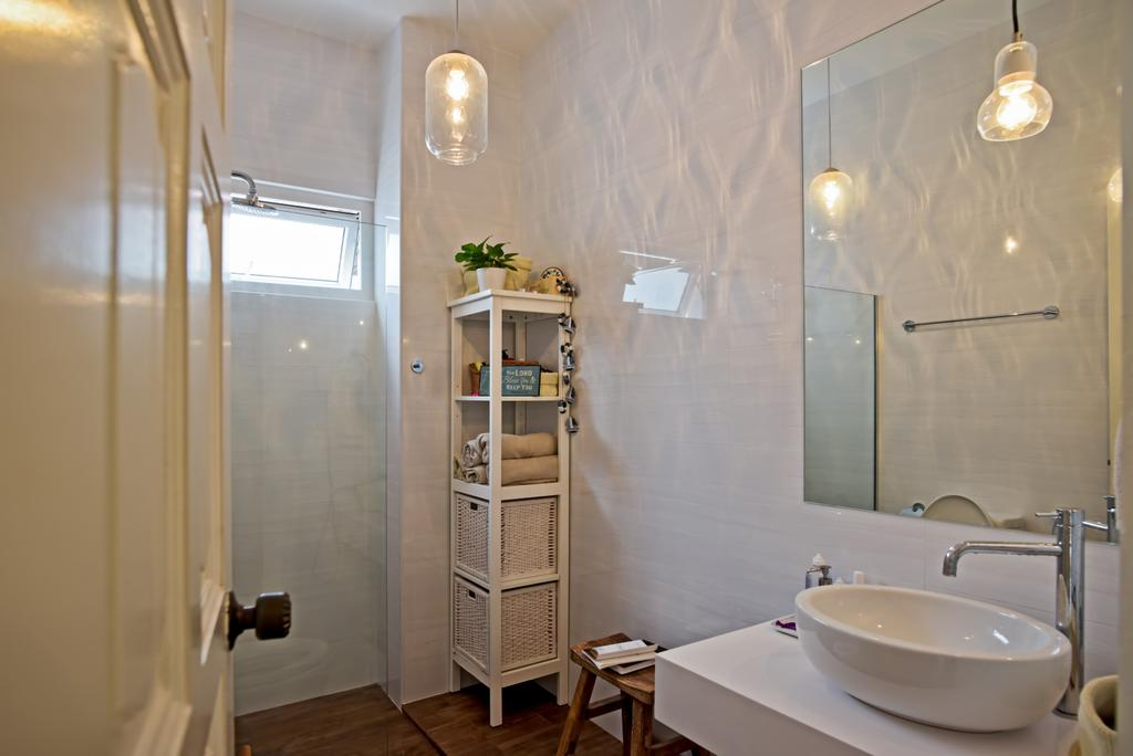 Scandinavian, Condo, Bathroom, Sunset Way, Interior Designer, Diva's Interior Design