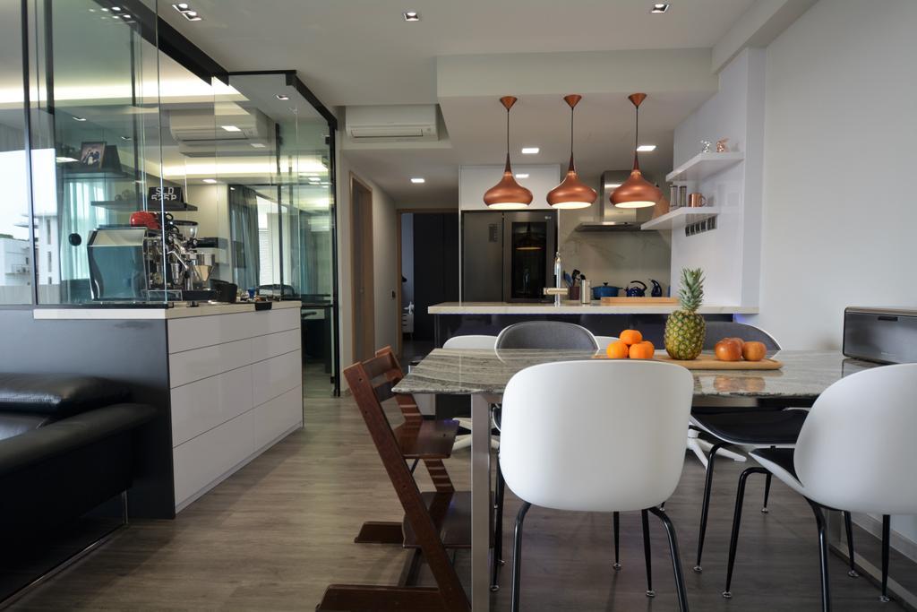Contemporary, Condo, La Fiesta, Interior Designer, Diva's Interior Design