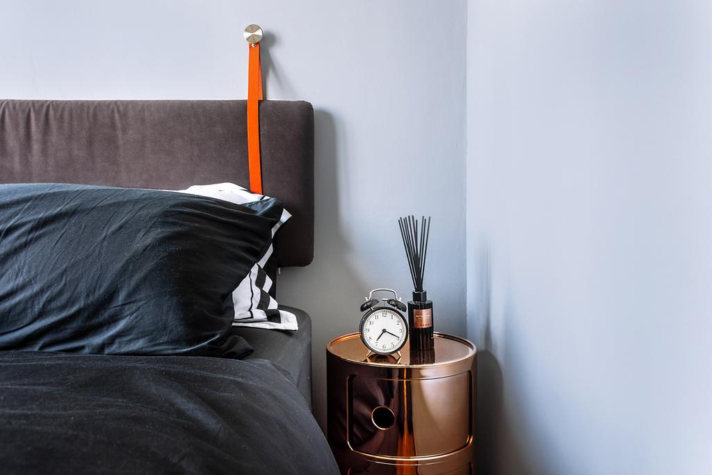 Modern, Condo, Bedroom, Mountbatten Suites, Interior Designer, DISTINCTidENTITY