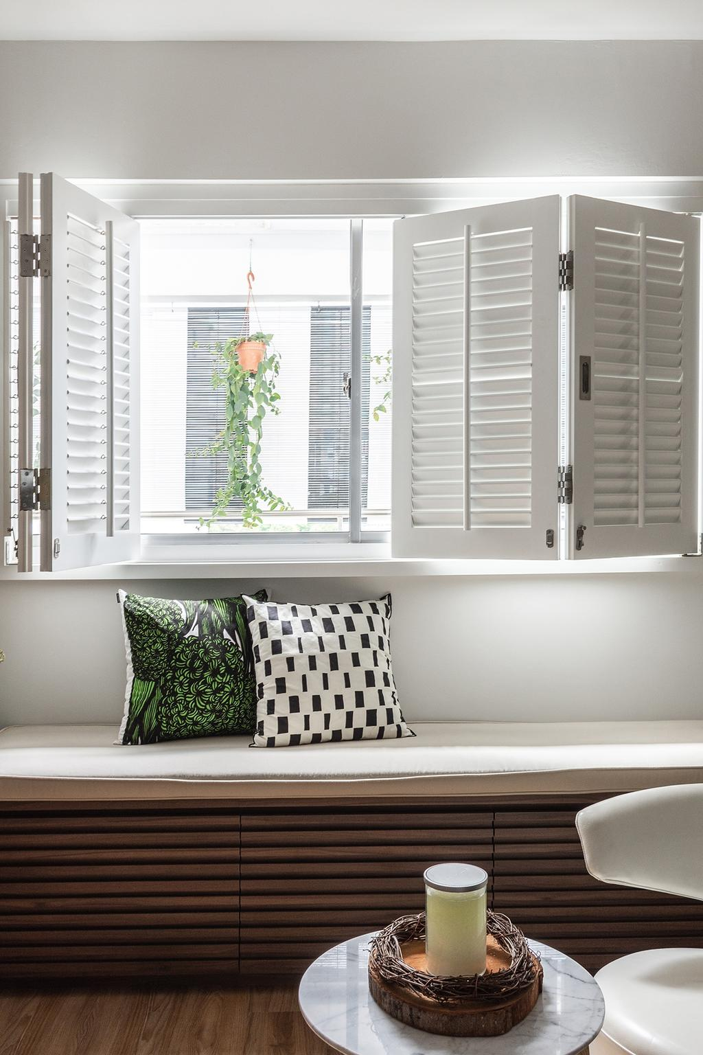 Contemporary, HDB, McNair Road, Interior Designer, DISTINCTidENTITY, Modern