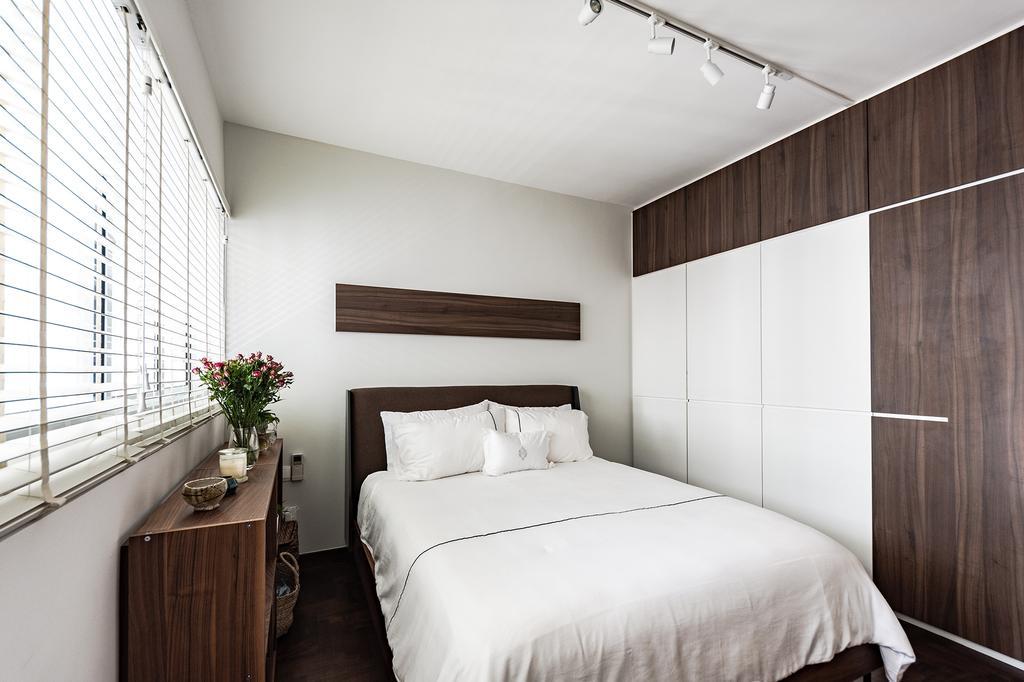 Contemporary, HDB, Bedroom, McNair Road, Interior Designer, DISTINCTidENTITY, Modern