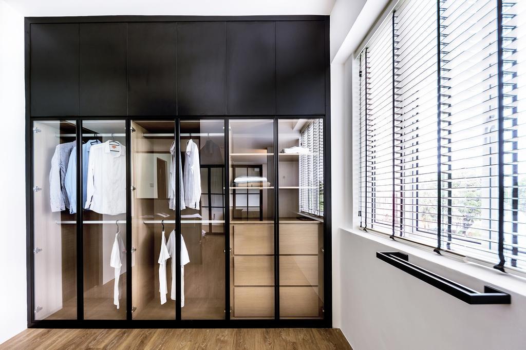 Contemporary, Condo, Tanjong Rhu, Interior Designer, DISTINCTidENTITY, Modern