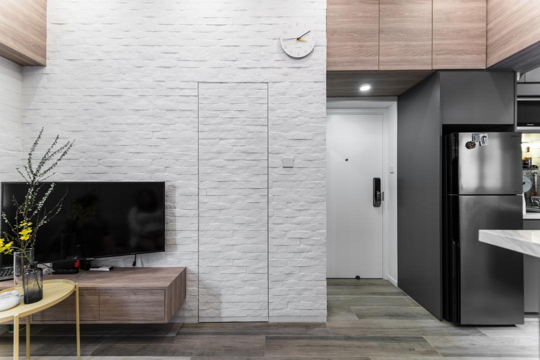 Sentact Building by monoo interior Limited