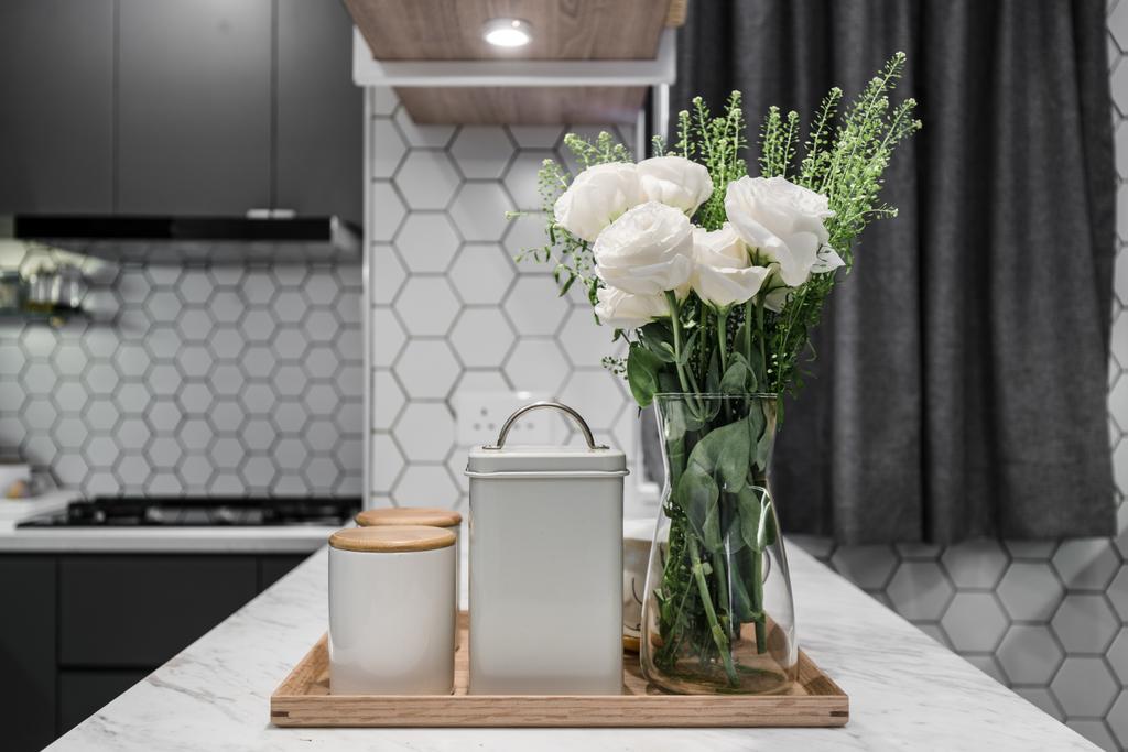 私家樓, 廚房, 新達大廈, 室內設計師, monoo interior Limited