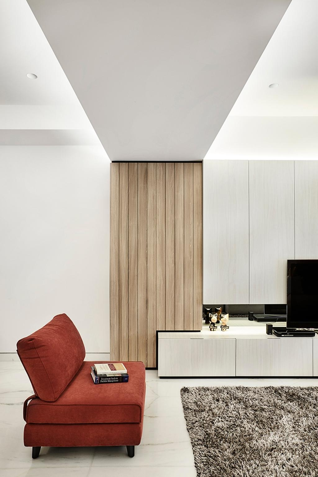 Contemporary, Landed, Living Room, Coronation Road, Interior Designer, akiHAUS