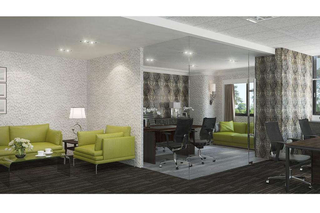 Linden, Commercial, Interior Designer, J Design & Build, Modern