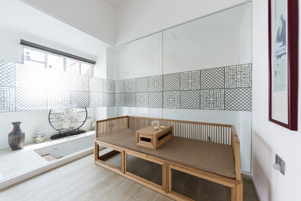 Modern, Landed, Bedroom, Loyang Rise, Interior Designer, DISTINCTidENTITY, Traditional
