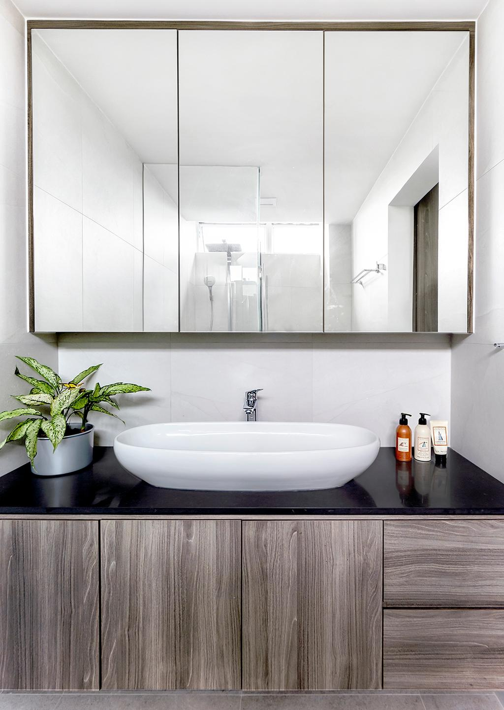 Modern, Condo, Bathroom, Holland Park, Interior Designer, DISTINCTidENTITY, Contemporary