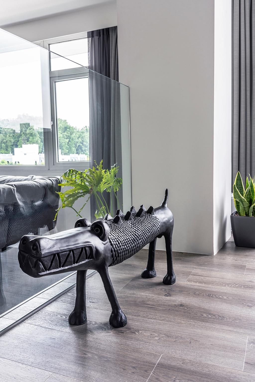 Modern, Condo, Holland Park, Interior Designer, DISTINCTidENTITY, Contemporary