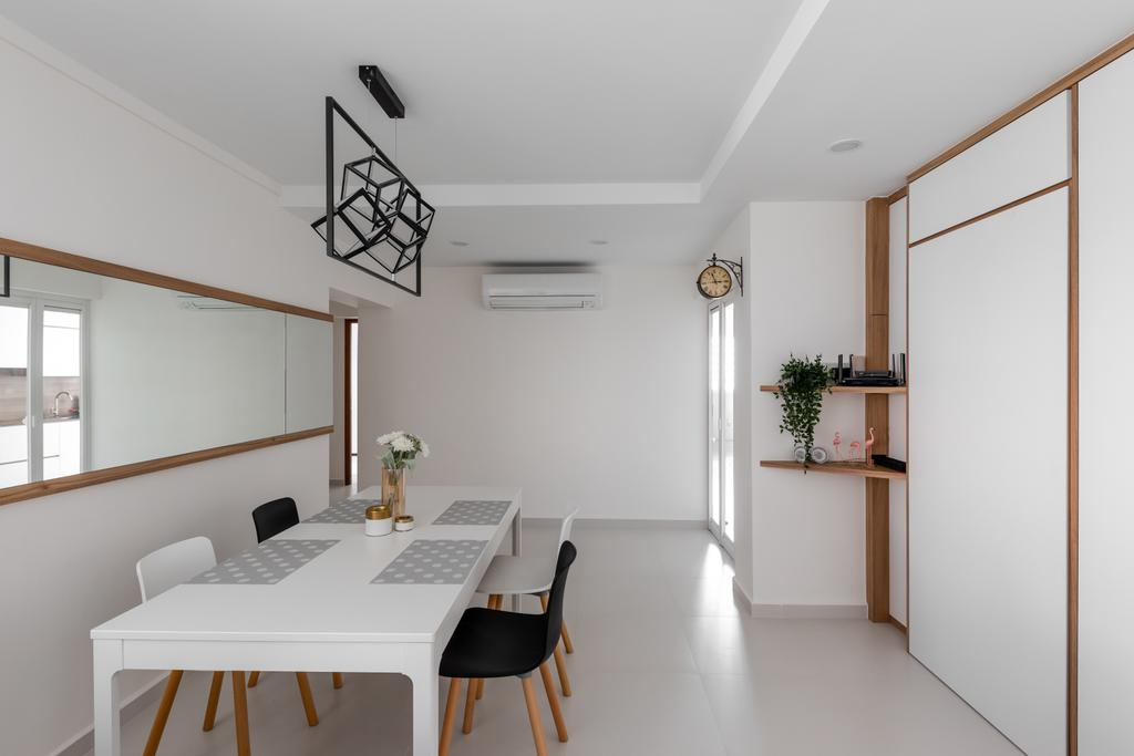 Modern, HDB, Boon Tiong Road, Interior Designer, Starry Homestead, Minimalistic